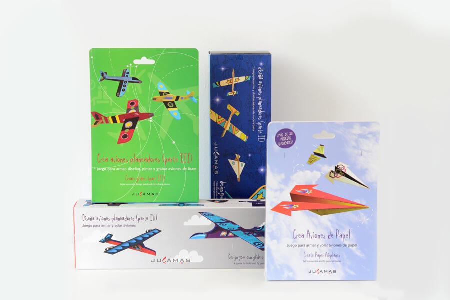 Juegos para hacer Aviones